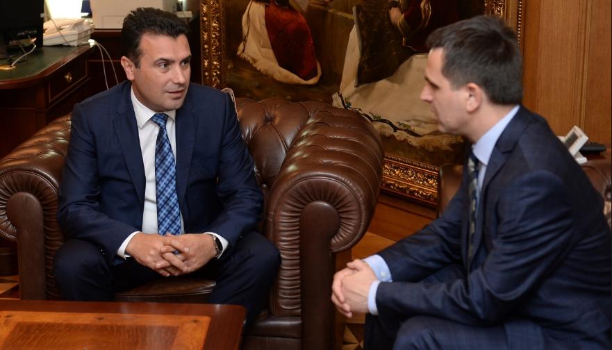Касами му се закани на Заев: Ако немаш слух, барај си други да ти гласаат!