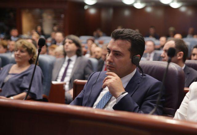 Заев даде предлог на Собранието: Двајца министри ќе бидат разрешени, еве кој ќе дојде на нивно место