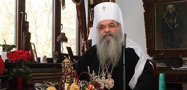 Г.г. Стефан ќе се сретне со поглаварите на верските заедници
