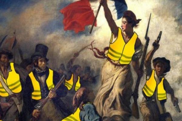 """""""Жолтите елеци"""" основаат партија"""