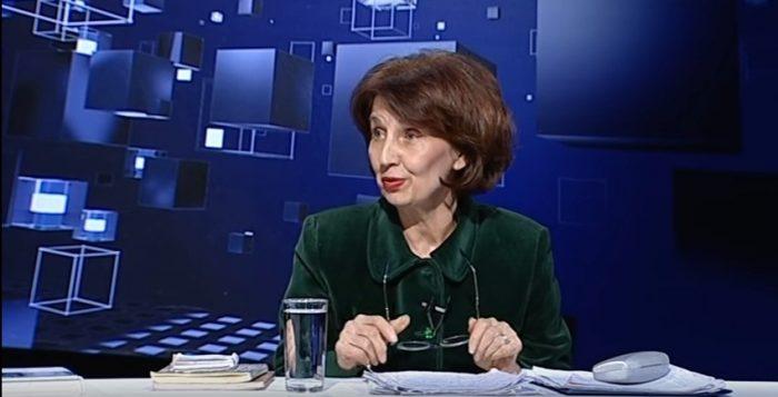 Силјановска за Пресинг ТВ: Повикот на колегите и емоциите ме тераат да размислам за кандидатура за претседател на државата