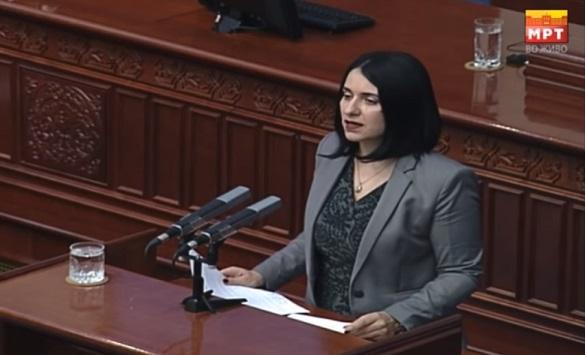 Митовска: СДСМ ветуваше социјална парична помош од 200 евра, а со новиот закон тоа нема да се случи