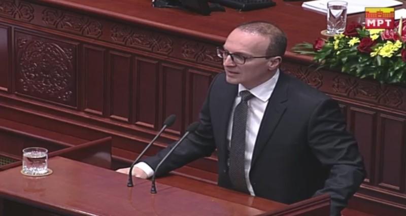 Милошоски до Заев: Знаете ли за барањето на 250.000 евра мито на висок функционер на власта од бизнисмен од Битола само поради тоа што добил тендер од РЕК Битола?