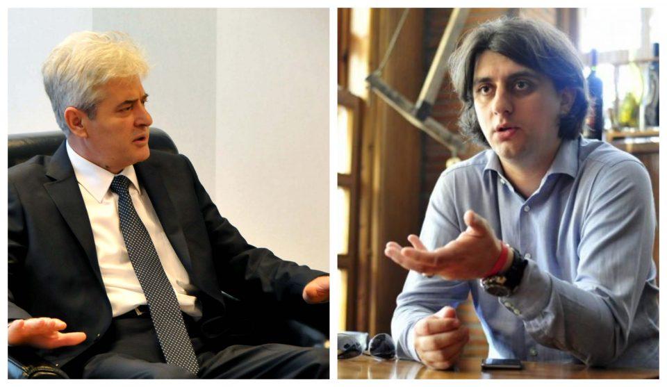 Нови препукувања на релација СДСМ- ДУИ: Зекири му фрли ракавица на Ахмети