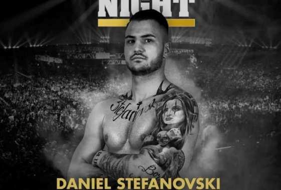 Даниел Стефановски на 15 јуни се бори за светската титула на ВКУ