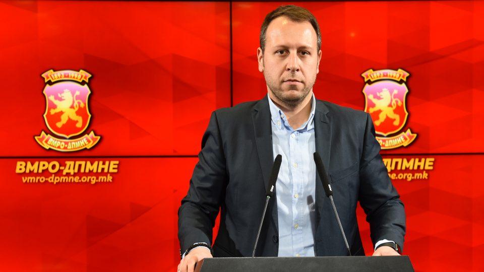 Јанушев: ВМРО-ДПМНЕ не е СДСМ, не е Заев, ако нешто кажеме дека ќе направиме, ќе го направиме