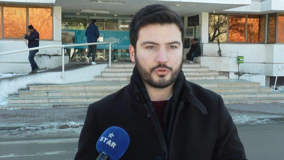 Јорданов: Јавните претпријатија две недели не можат да се справат со снежната покривка во Штип
