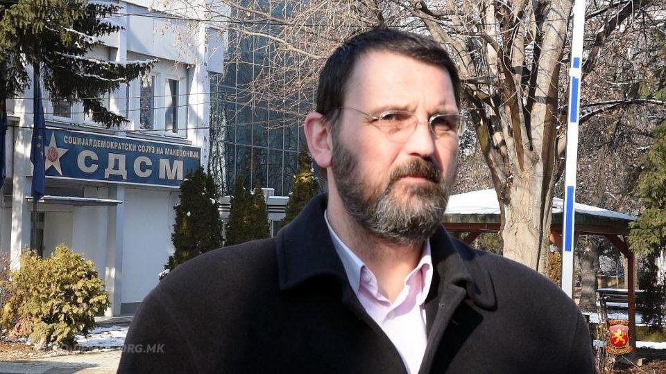 Стоилковски: СДСМ ја поистоветува државата со партијата и прави класична злоупотреба на државни ресурси за партиски цели