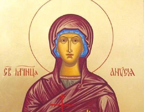 Денеска ja славиме Света Анисија: Сите девојки и жени кои имаат неисполнета желба да направат една работа