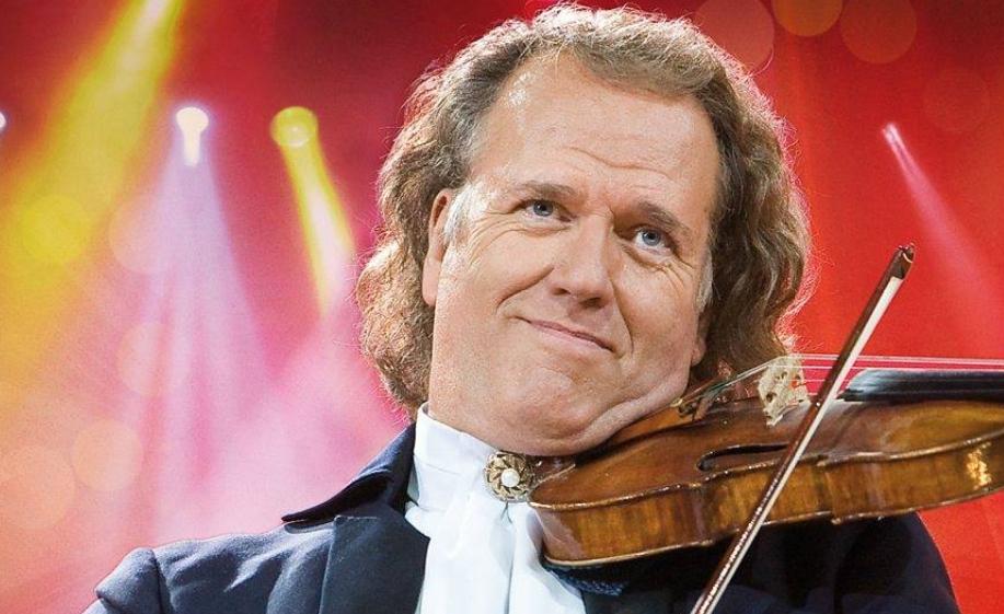 Андре Риу доаѓа во Скопје, ќе настапи со неговиот оркестар од 60 члена