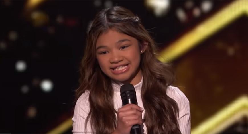 Сите зборуваат за девојчето чиј настап има повеќе од 14 милиони прегледи (ВИДЕО)