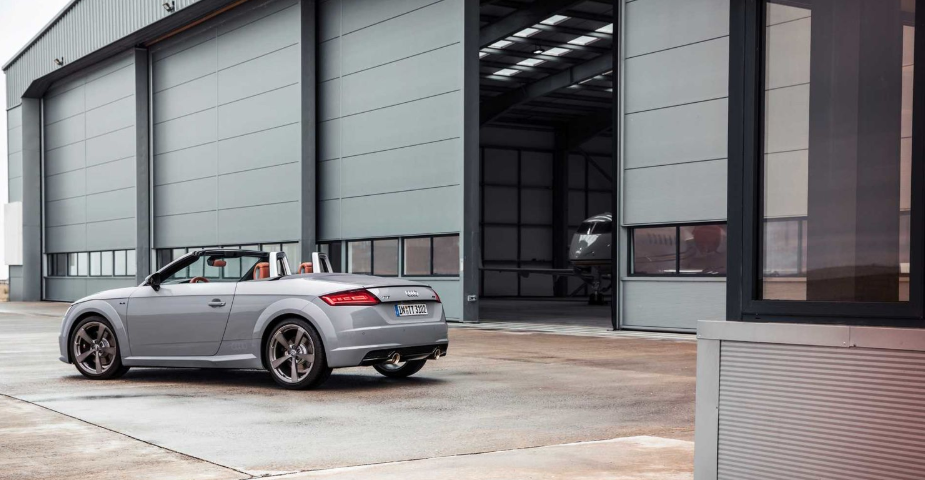 Audi го претстави новиот TT 20th Anniversary Edition