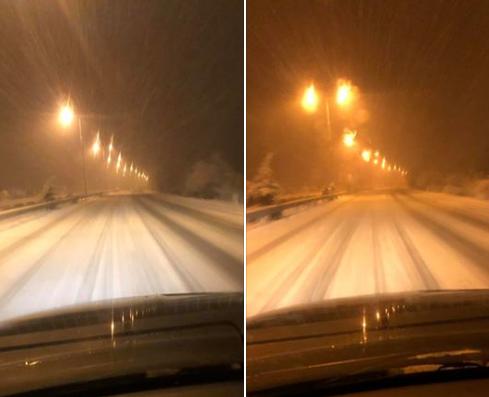 Снегот ја парализираше Македонија: Затворен автопатот Велес-Скопје, Плетвар блокиран, Стража затрупана, власта мува не ја лази (ФОТО)