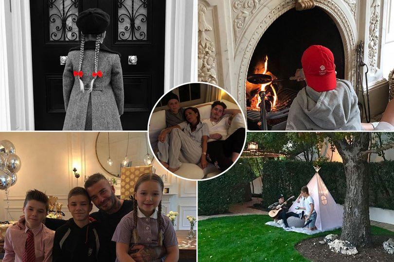 Богатство вредно колку кралското семејство: Ѕирнете во луксузниот дом на Дејвид Бекам, а од еден детаљ се ќе ви стане јасно за богатството