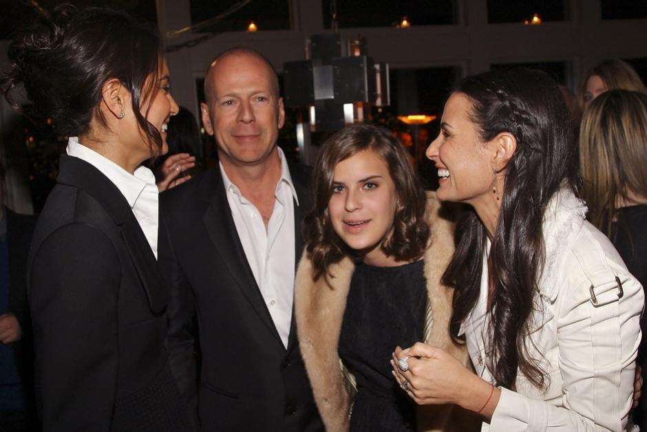 Најголемото богатство на славниот актер: Ова се неговите 5 ќерки (ФОТО)