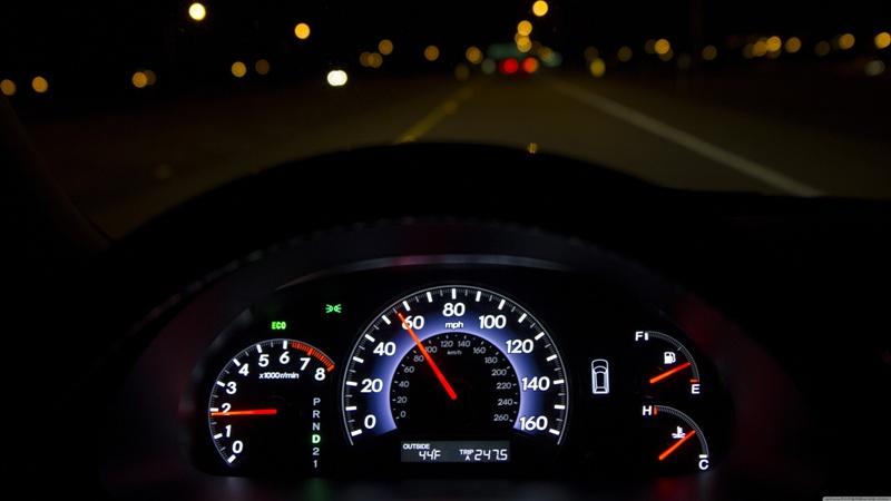 Македонец возел со рекордни 254 км/час низ Хрватска- од полициската казна долго ќе се кае