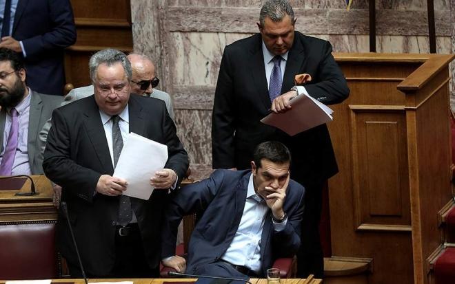 Договорот од Преспа во грчкиот Парламент ќе се гласа на 21 или 22 јануари