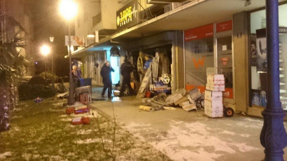 Познат идентитетот на загинатиот во експлозијата во центарот на Гевгелија, има и тројца повредени (ФОТО)