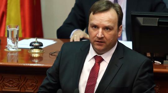 Димитриев предлага разгледување на законот за следење на комуникации