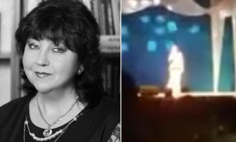 Трагедија: Пејачка се струполи и почина на сцената (ВИДЕО)