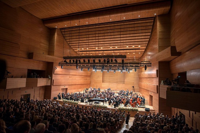 "Kонцерт ""Филхармонија за Филхармонија"" вечерва во 20 часот"