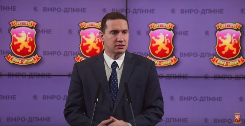 Ѓорчев: Заев и СДСМ директно удрија врз пензионерите, се крати растот на пензиите