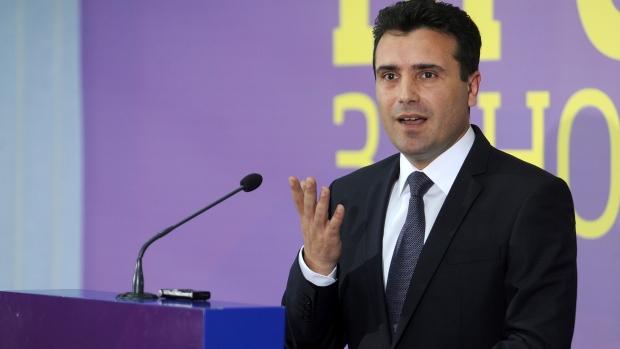 Нов бисер на премиерот: Според Заев Велика Британија го отстапи своето место во ЕУ за Македонија