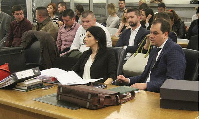 Судењето за насилствата пред општина Центар продолжува на 6 февруари