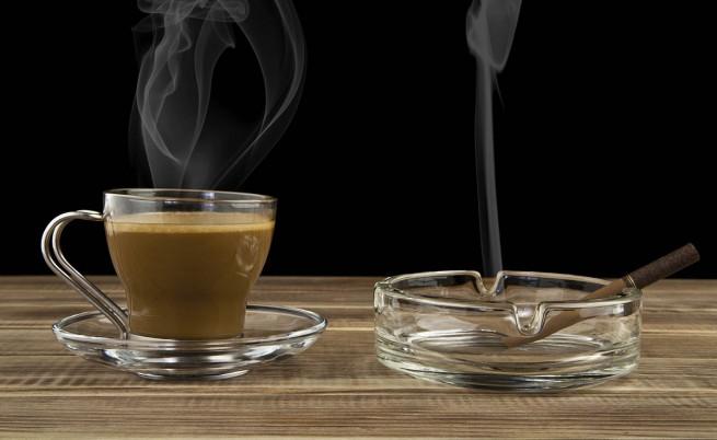 Кафе и цигари на празен стомак– НИКАКО, еве зошто!