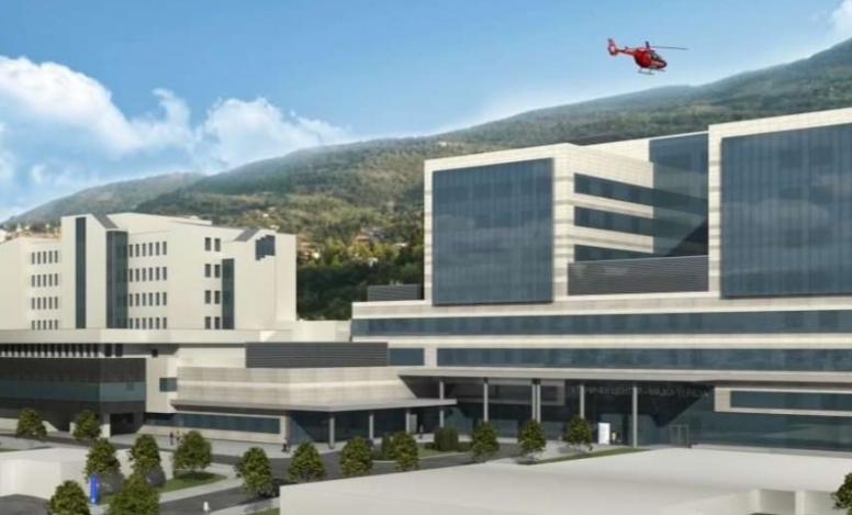 Позната е локацијата на која ќе се гради новиот Клинички центар