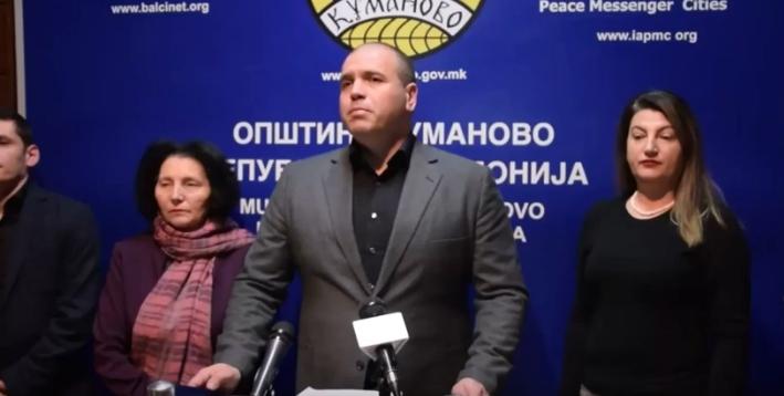 Димитриевски во клинч со Царовска: Министерката јавно да се извини на жителите и кумановци, нема да дозволам притисок од никој