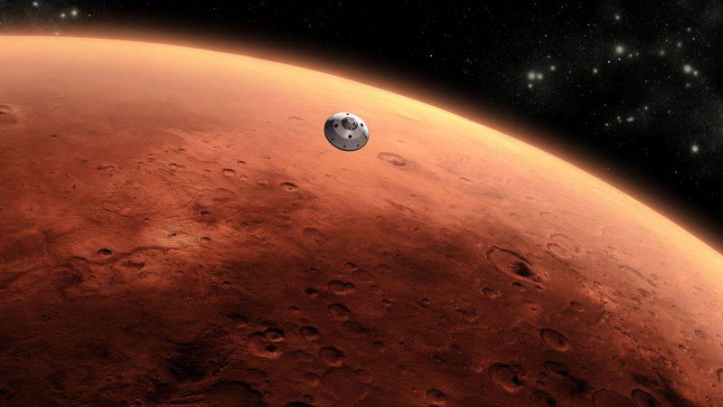 Кинеско летало в година ќе се спушти на Марс