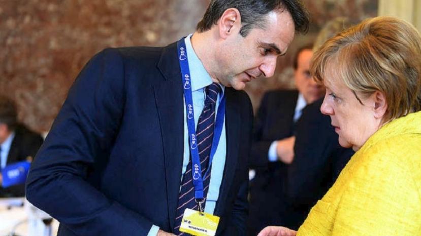 Мицотакис откажа средби поради ситуацијата на Халкидики