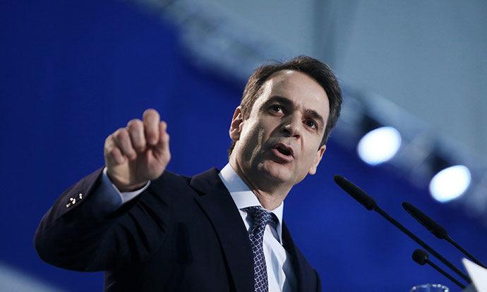 Мицкоски предупреди: Барањата на Грција не завршуваат со Преспанскиот договор, Мицотакис најавува блокада на македонското членство во ЕУ