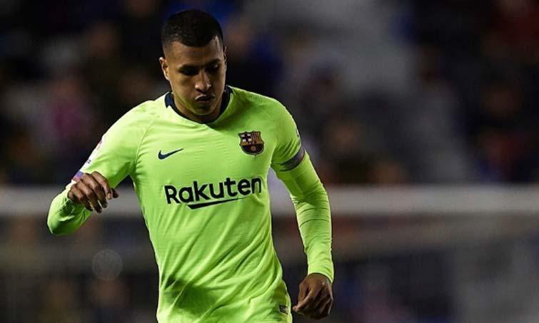 Мурило задоволен од дебито во Барселона и покрај поразот од Леванте