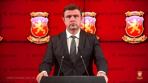 Мицевски: СДСМ е без компас, трошат расипнички, се задолжуваат како да нема утре, а кратат од се' што може да скрати, на сметка на сите граѓани на Македонија
