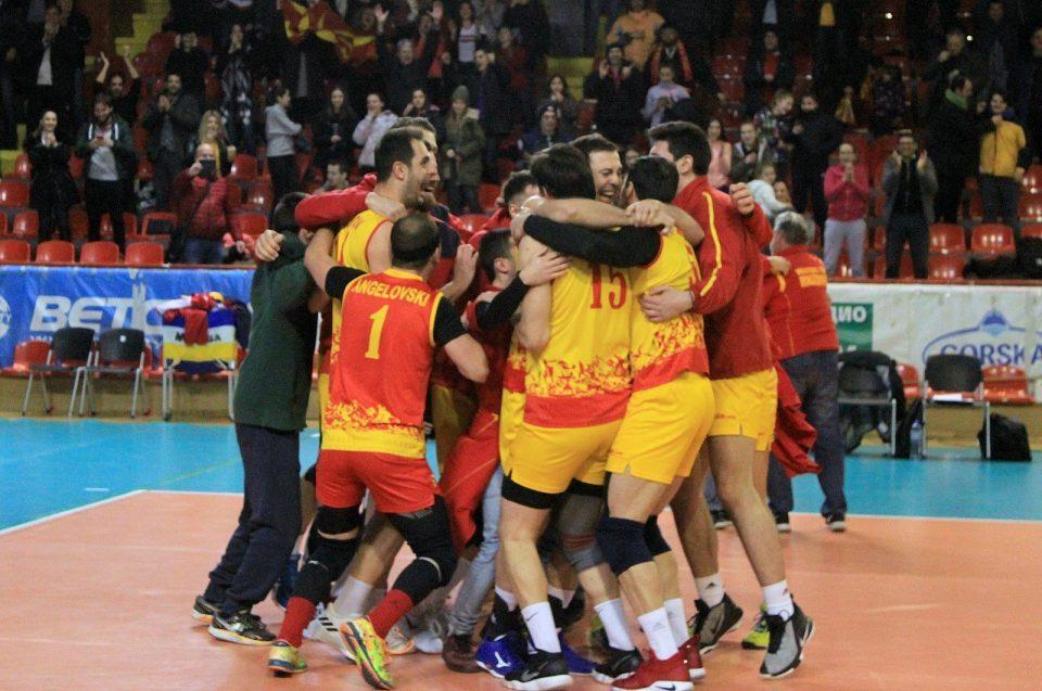 Историја за Македонија: Ја зацрнивме Белорусија за прва победа на ЕП!