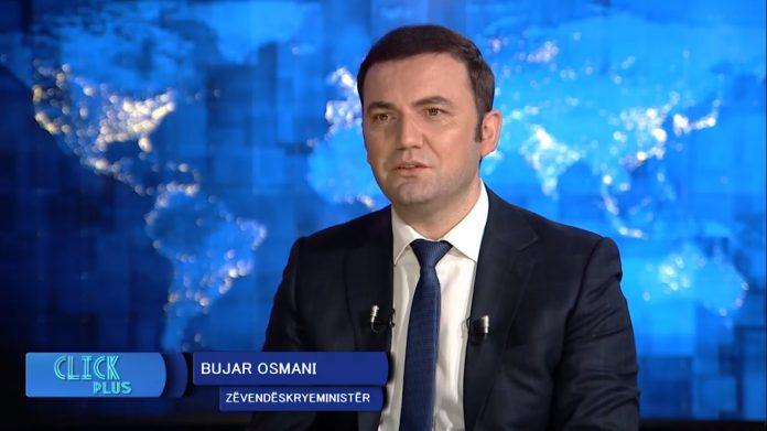Османи за ТВ21: Од утре, Талат Џафери може да ги води седниците на албански јазик во Собрание