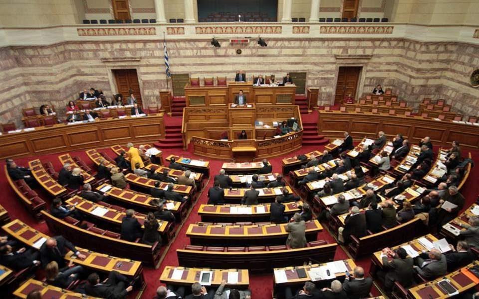 Грчкиот Парламент денеска ќе гласа за ратификацијата на Договорот од Преспа