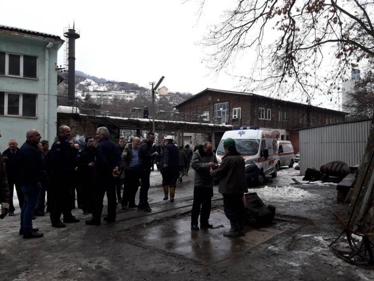 Крај на драмата во рудникот Трепча, сите рудари се спасени (ВИДЕО)