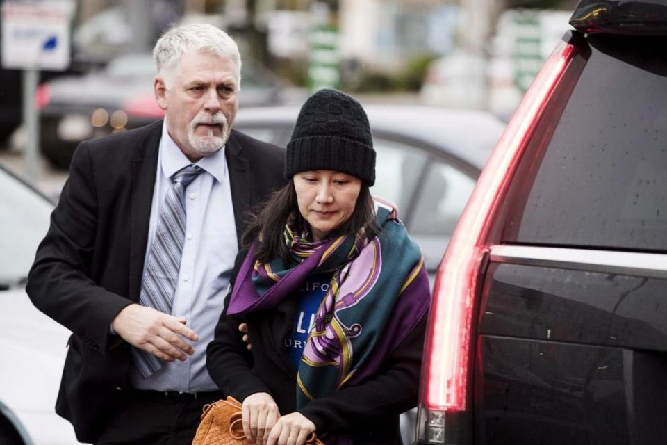 САД ќе почнат процес за екстрадиција на директорката на Хуавеј