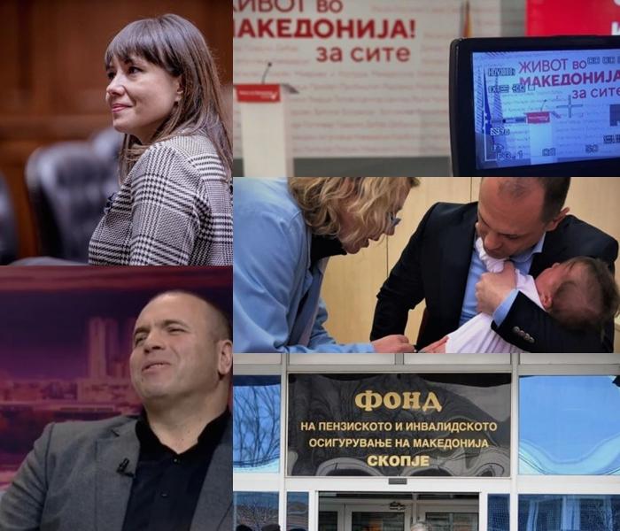 СДСМ глуми демократија за да го покрие неработењето
