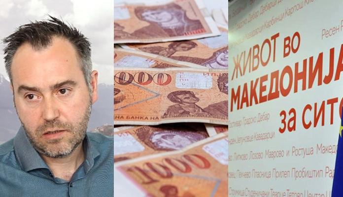 В.д градоначалникот Константин Георгиески води предизборна кампања, нови 40 партиски вработувања кои ќе ја чинат општината над 6 милиони денари