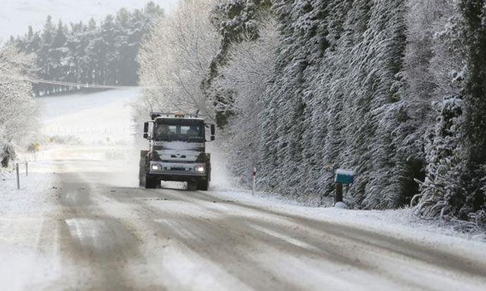 Укинати забраните за сообраќај за камиони на повисоките места