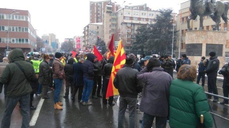 Пред собранието најавен нов протест: Уставните измени во финална фаза пред пратениците, двотретинско мнозинство се уште нема
