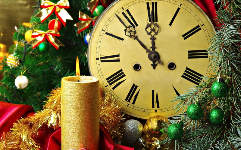Новогодишни верувања: Што да направите кога стрелките ќе се поклопат?!