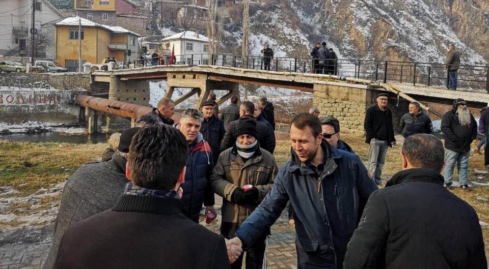 Јанушев за Водици во Штип: ВМРО-ДПМНЕ бара парламентарни предвремени избори