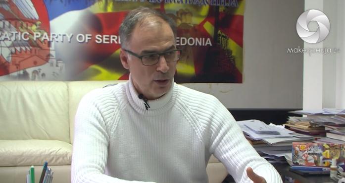 """Стоилковиќ: Талат Џафери да испратеше телеграм со изрази на сочуство на неговиот српски колега, па во ист момент """"двоецот со далечинско водење"""", Пендароски и Заев  веќе ќе беа живи мртовци"""
