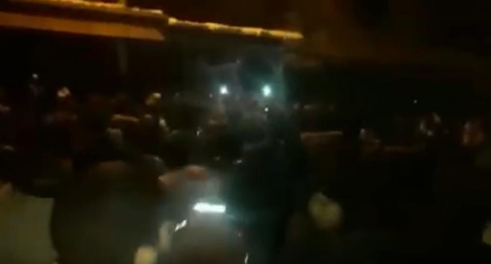 ВИДЕО: Вечерва вистински хаос во Шутка