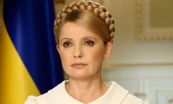 Јулија Тимошенко најави кандидатура за претседател на Украина